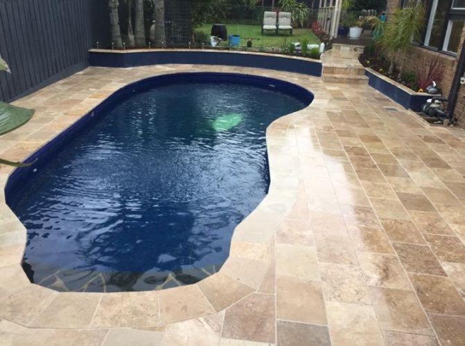 pool landscapers toorak